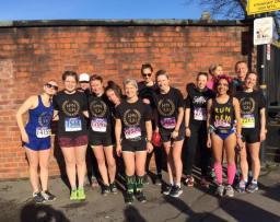 WMN RUN MCR – Manchester Marathon